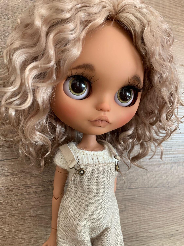Кукла Блайз кастом ( шарнирное тело ), Шарнирная кукла, Калининград,  Фото №1