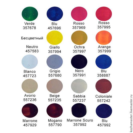 Другие виды рукоделия ручной работы. Ярмарка Мастеров - ручная работа. Купить 1л./0.5л. Краска для уреза Orly Opaco матовая. Handmade.