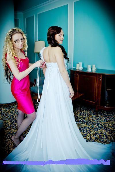 Платья ручной работы. Ярмарка Мастеров - ручная работа. Купить свадебное платье. Handmade. Свадебное платье, атлас-стрейч
