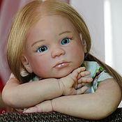 Куклы и игрушки ручной работы. Ярмарка Мастеров - ручная работа Кукла реборн, молд Габриэлла. Handmade.