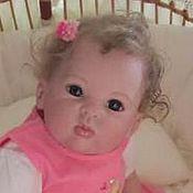 Куклы и игрушки ручной работы. Ярмарка Мастеров - ручная работа Молд (заготовка) Peach Cuddles Донны Руберт. Handmade.
