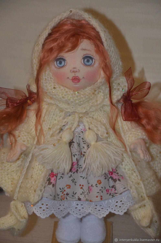 Кукла Настенька! Авторская кукла! Кукла!, Тыквоголовка, Коломна,  Фото №1
