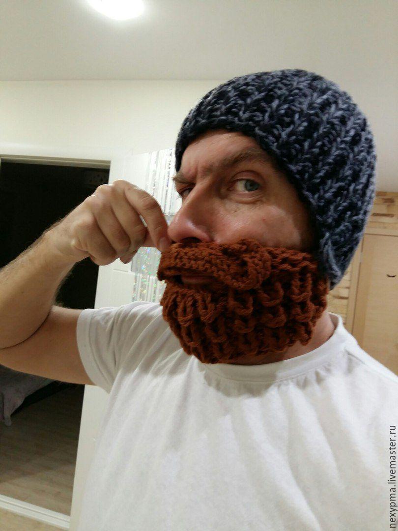шапка с бородой фото