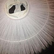 Одежда ручной работы. Ярмарка Мастеров - ручная работа Пачка подростковая белая репетиционная. Handmade.