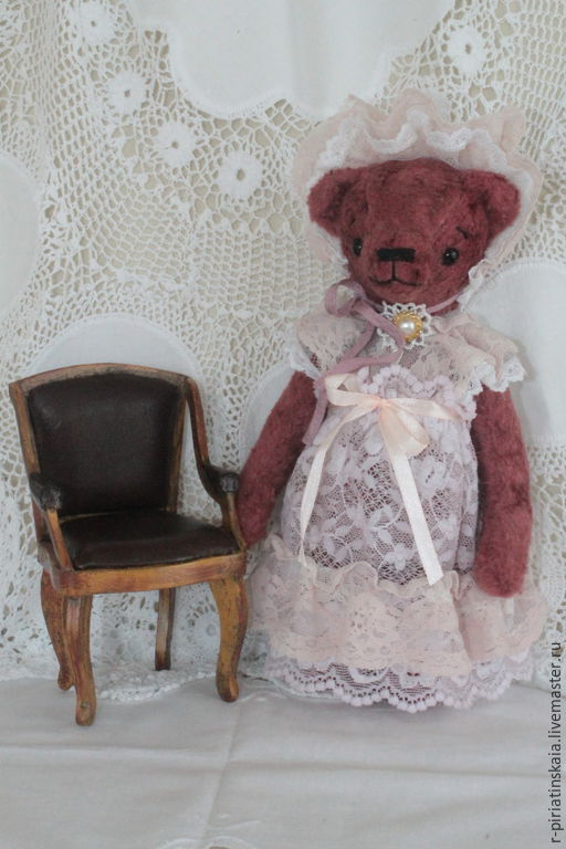 Мишка Тедди ручной работы. Мишка в подарок.Мишка Мэри. Купить мишку ручной работы. Ярмарка Мастеров - ручная работа.Handmade.Мишка в одежде.Плюшевый мишка ручной работы.