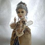 Куклы и игрушки ручной работы. Ярмарка Мастеров - ручная работа Мушка. Handmade.