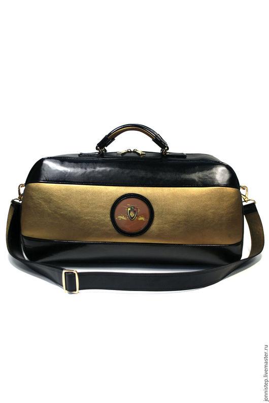 """Спортивные сумки ручной работы. Ярмарка Мастеров - ручная работа. Купить Фитнес сумка """"MODO"""". Handmade. Комбинированный, мужской подарок"""