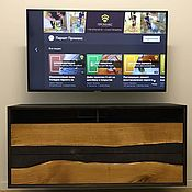 Для дома и интерьера handmade. Livemaster - original item TV stand. Handmade.