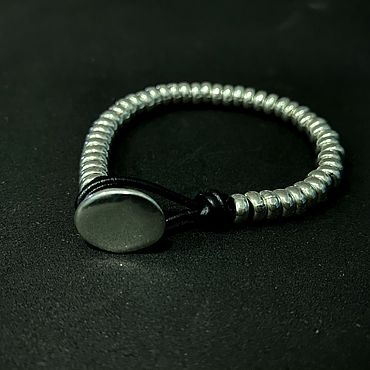 Decorations handmade. Livemaster - original item Bracelets: this stylish bracelet for women from metal, a trend. Handmade.