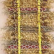 Русский стиль ручной работы. Ярмарка Мастеров - ручная работа Ковер из трав степного Крыма. Handmade.