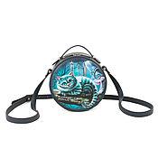 Сумки и аксессуары handmade. Livemaster - original item bag. Circle shape