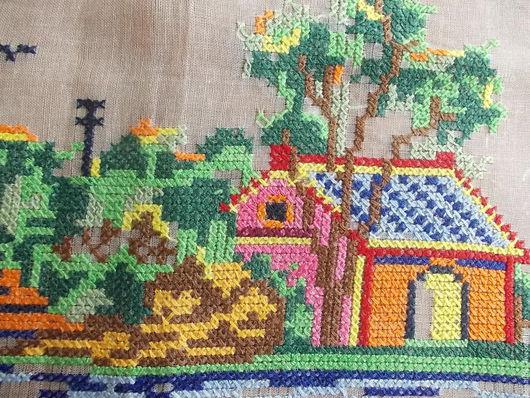 """Текстиль, ковры ручной работы. Ярмарка Мастеров - ручная работа. Купить """" В старом Китае"""". Handmade. Комбинированный"""