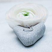 Украшения handmade. Livemaster - original item `Twig` Ring. Handmade.