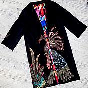 Одежда ручной работы. Ярмарка Мастеров - ручная работа Роспись одежды. Handmade.