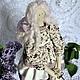 Куклы Тильды ручной работы. Заказать Интерьерная текстильная кукла в стиле Тильда.. Гамаюн кукольных дел мастер. Ярмарка Мастеров.