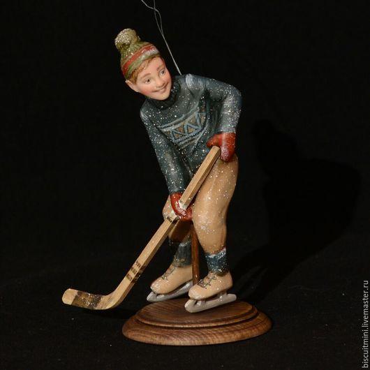 Коллекционные куклы ручной работы. Ярмарка Мастеров - ручная работа. Купить Витя. Handmade. Комбинированный, подарок