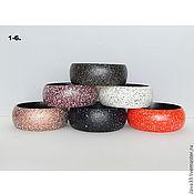 Украшения handmade. Livemaster - original item The band is rigid: Bracelets. Handmade.
