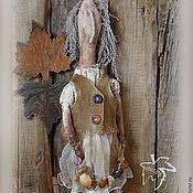 Куклы и игрушки ручной работы. Ярмарка Мастеров - ручная работа Ангел... прощального настроения. Handmade.