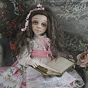 Куклы и игрушки handmade. Livemaster - original item Author`s textile doll collectible Diana. Handmade.