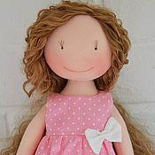 Куклы и игрушки ручной работы. Ярмарка Мастеров - ручная работа Игровая кукла с одеждой.. Handmade.