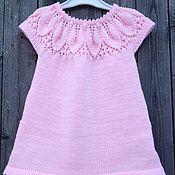 Работы для детей, ручной работы. Ярмарка Мастеров - ручная работа Платье для маленькой принцеcсы. Handmade.