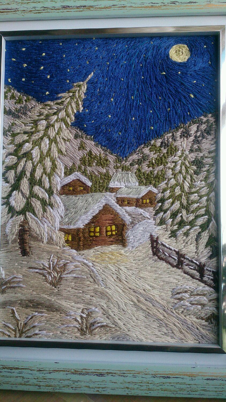 Вышивка бисером - Картины