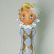 """Для дома и интерьера ручной работы. Ярмарка Мастеров - ручная работа """"Коломбина"""", скульптура. Handmade."""