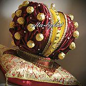Сувениры и подарки ручной работы. Ярмарка Мастеров - ручная работа Корона из конфет, подарок мужской, руководителю, оригинальный подарок. Handmade.