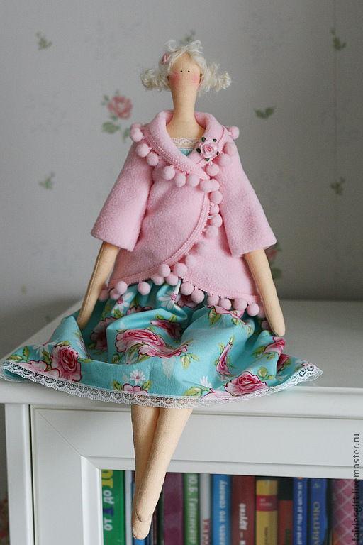 Куклы Тильды ручной работы. Ярмарка Мастеров - ручная работа. Купить Весенняя Тильда. Handmade. Тильда, тильда кукла