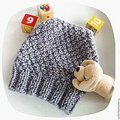 Работы для детей, ручной работы. Ярмарка Мастеров - ручная работа Коллекция детских шапочек и снудов. Handmade.