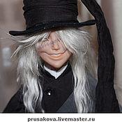 """Куклы и игрушки ручной работы. Ярмарка Мастеров - ручная работа Кукла  """"Гробовщик"""". Handmade."""