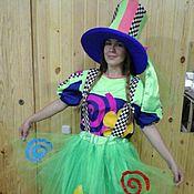 Одежда ручной работы. Ярмарка Мастеров - ручная работа клоунесса. Handmade.