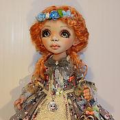 Dolls handmade. Livemaster - original item doll textile interior. Little Sophie. reserve.. Handmade.