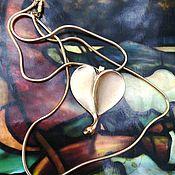 Колье винтажные ручной работы. Ярмарка Мастеров - ручная работа Accessocraft. Сотуар. Handmade.