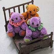 Куклы и игрушки handmade. Livemaster - original item bears-baby. Handmade.