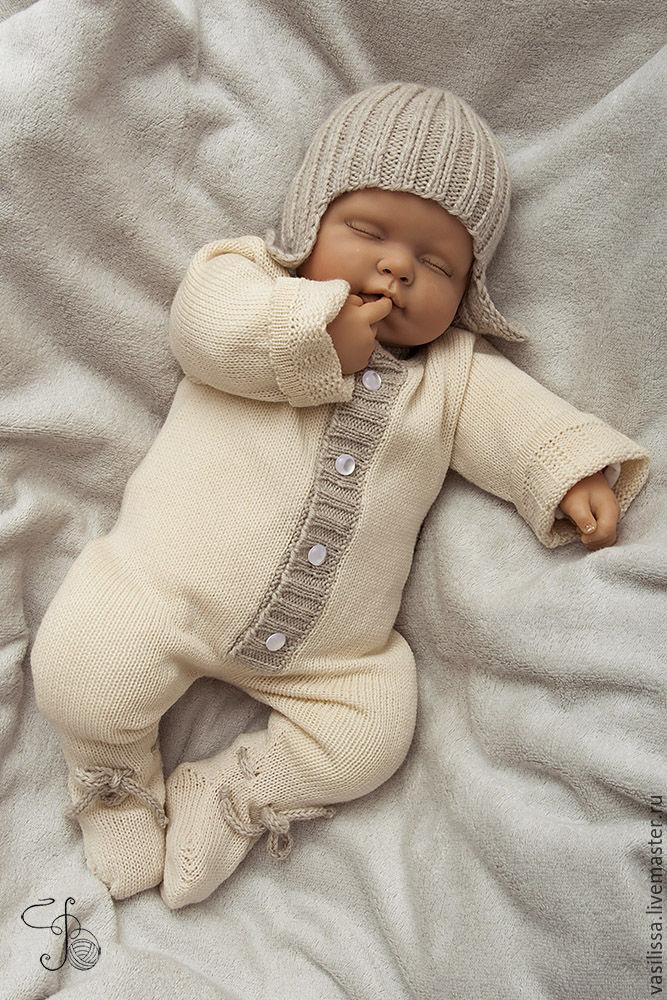 комбинезон для новорожденных лапушка купить в интернет магазине на