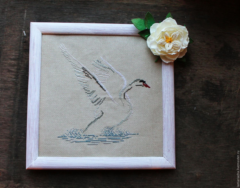 фламинго схема для вышивки крестом
