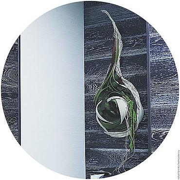 Дизайн и реклама ручной работы. Ярмарка Мастеров - ручная работа Флористический объект  Капля... Handmade.