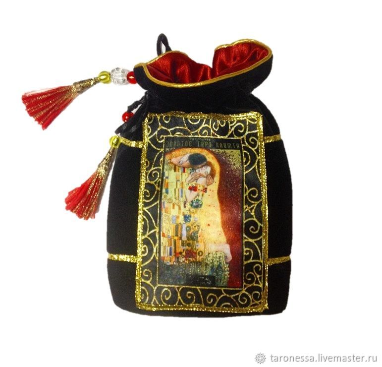 Tarot storage buy a bag for the deck
