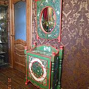 Для дома и интерьера handmade. Livemaster - original item Painted dresser with mirror. Handmade.