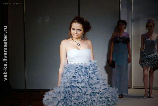 Коктельное платье из дизайнерской коллекции Flеur. автор Liza Vet.Ka