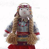 Куклы и игрушки ручной работы. Ярмарка Мастеров - ручная работа Чувашка. Handmade.