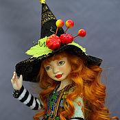 handmade. Livemaster - original item BJD Doll – Little Witch. Handmade.