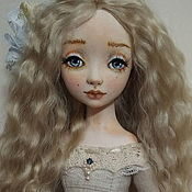 """Куклы и игрушки ручной работы. Ярмарка Мастеров - ручная работа кукла """"Эвелин"""". Handmade."""