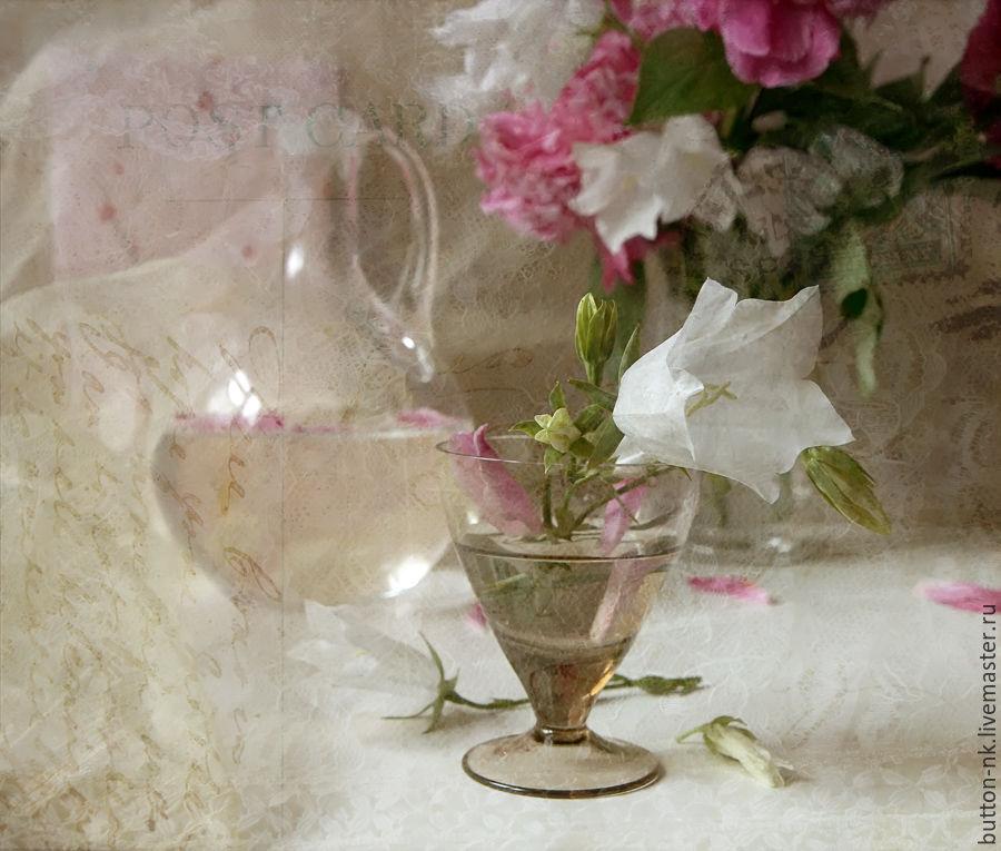 Пара строк о весне Натюрморт фото, картина, Фотокартины, Москва,  Фото №1