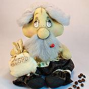 Куклы и игрушки ручной работы. Ярмарка Мастеров - ручная работа Домовой Федорушка. Handmade.