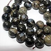 Материалы для творчества handmade. Livemaster - original item Llanite, 10 mm, bead (natural stone). Handmade.