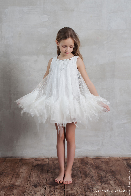 959686eb0739b6e Одежда для девочек, ручной работы. Ярмарка Мастеров - ручная работа. Купить  Детское платье ...