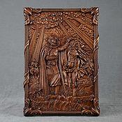 Panels handmade. Livemaster - original item Panels: Prophetic Oleg. Handmade.