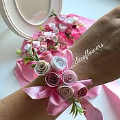 Браслеты ручной работы. Ярмарка Мастеров - ручная работа Браслет для подружек невесты. Handmade.